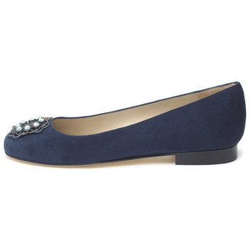 Shoes Women Flat shoes Susana Cabrera Marta Navy