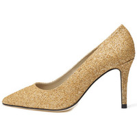 Shoes Women Heels Susana Cabrera Mia Gold glitter