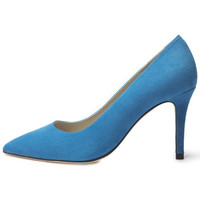 Shoes Women Heels Susana Cabrera Mia Blue