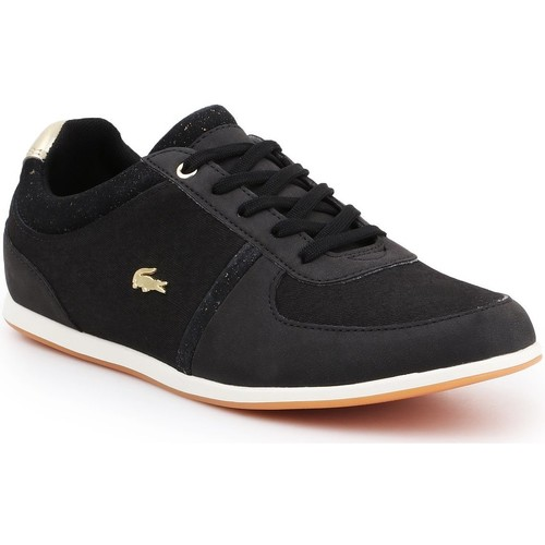 Shoes Women Low top trainers Lacoste Rey Sport 119 2 CFA 7-37CFA00401V7 black