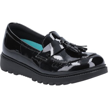 Shoes Girl Loafers Hush puppies HPK1000-351-3 Karen Patent Snr Black