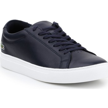 Shoes Men Low top trainers Lacoste L.12.12 116 1 CAM 7-31CAM0137003 navy