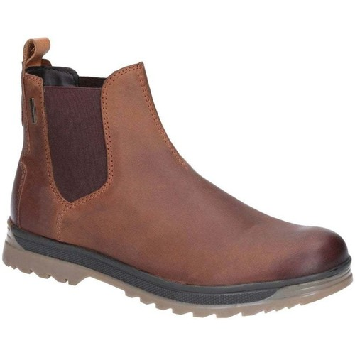 Shoes Men Mid boots Cotswold Winchcombe Mens Chelsea Boots brown