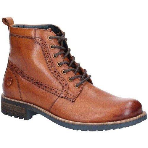 Shoes Women Mid boots Cotswold Dauntsey Mens Lace Up Boots brown