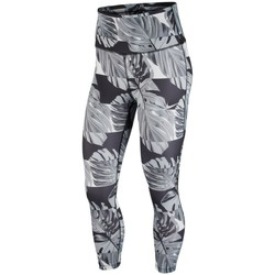 Clothing Women Leggings Nike Fast Black, Grey