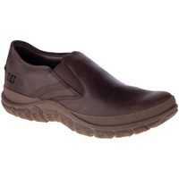 Shoes Men Loafers Caterpillar Fused Slip ON Brown