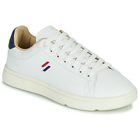 Shoes Women Low top trainers Superdry VINTAGE TENNIS White