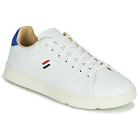 Shoes Men Low top trainers Superdry VINTAGE TENNIS White