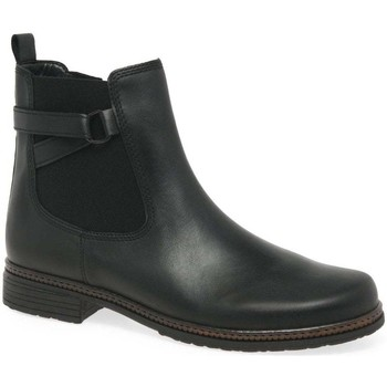 Shoes Women Mid boots Gabor Nolene Womens Chelsea Boots black