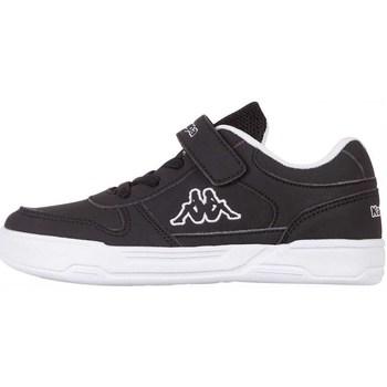 Shoes Children Low top trainers Kappa Dalton Ice K White, Black