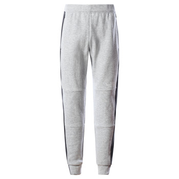 Clothing Boy Tracksuit bottoms The North Face SLACKER PANT Grey