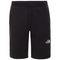 Clothing Boy Shorts / Bermudas The North Face FLEECE SHORT Black