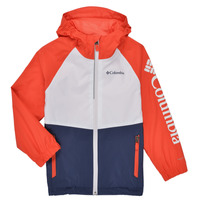 Clothing Children Jackets Columbia DALBY SPRINGS JACKET Multicolour