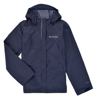 Clothing Girl Jackets Columbia ARCADIA JACKET Marine
