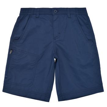 Clothing Boy Shorts / Bermudas Columbia SILVER RIDGE SHORT Marine