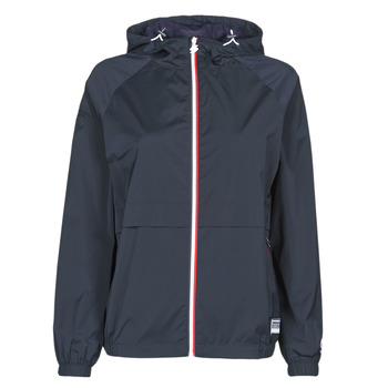 Clothing Women Macs Superdry SPORTSTYLE CAGOULE Blue