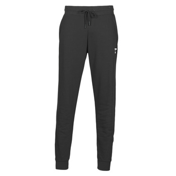Clothing Men Tracksuit bottoms Superdry TRAINING CORE SPORT JOGGER Black