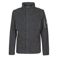 Clothing Men Parkas Superdry CLASSIC ROOKIE JACKET Black