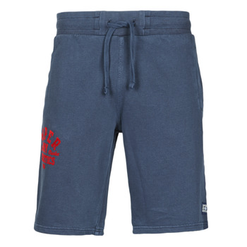 Clothing Men Shorts / Bermudas Superdry SUPERSTATE SHORT Blue