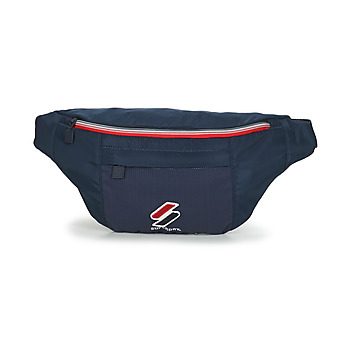 Bags Bumbags Superdry SPORTSTYLE BUMBAG Marine