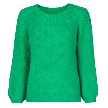 Clothing Women Jumpers Betty London NIMIM Green