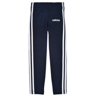 Clothing Girl Leggings adidas Performance YG E 3S TIGHT Marine