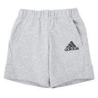 Clothing Boy Shorts / Bermudas adidas Performance B BOS SHORT Grey