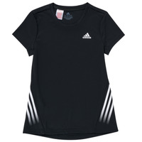 Clothing Girl Short-sleeved t-shirts adidas Performance G A.R. 3S TEE Black