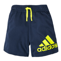 Clothing Boy Shorts / Bermudas adidas Performance B BL SHO Marine