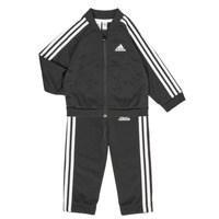 Clothing Children Sets & Outfits adidas Performance 3S TS TRIC Black