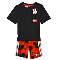 Clothing Boy Sets & Outfits adidas Performance INF DY MM SUM 2 Multicolour