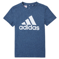 Clothing Boy Short-sleeved t-shirts adidas Performance B BL T Grey