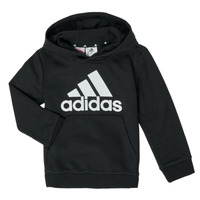 Clothing Boy Sweaters adidas Performance B BL HD Black