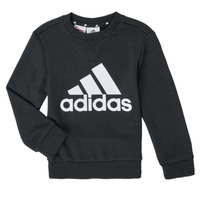 Clothing Boy Sweaters adidas Performance B BL SWT Black