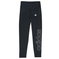 Clothing Girl Leggings adidas Performance G LIN LEG Black