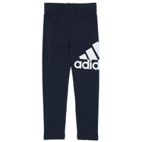 Clothing Girl Leggings adidas Performance G BL LEG Marine