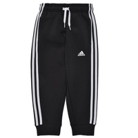 Clothing Boy Tracksuit bottoms adidas Performance B 3S FL C PT Black