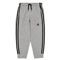 Clothing Boy Tracksuit bottoms adidas Performance B 3S FL C PT Grey