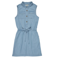 Clothing Girl Short Dresses Deeluxe LALI Blue