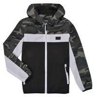 Clothing Boy Jackets Deeluxe FRIZZY Multicolour