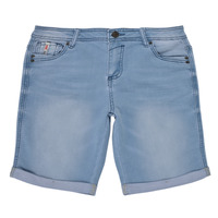 Clothing Boy Shorts / Bermudas Deeluxe BART Blue