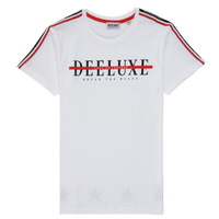 Clothing Boy Short-sleeved t-shirts Deeluxe RALF White