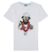 Clothing Boy Short-sleeved t-shirts Deeluxe ALOHA White