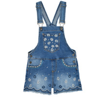 Clothing Girl Jumpsuits / Dungarees Desigual 21SGDD04-5053 Blue