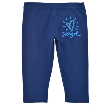 Clothing Girl Leggings Desigual 21SGKK04-5000 Marine