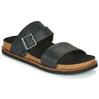 Shoes Men Mules Timberland AMALFI VIBES 2BAND SANDAL Black