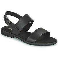 Shoes Women Sandals Timberland CHICAGO RIVERSIDE 2 BAND Black
