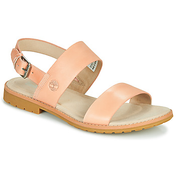 Shoes Women Sandals Timberland CHICAGO RIVERSIDE 2 BAND Pink