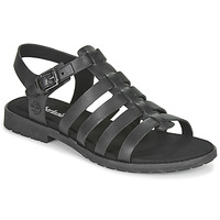 Shoes Women Sandals Timberland CHICAGO RIVERSIDE FISHERM Black