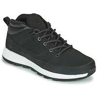 Shoes Men Low top trainers Timberland SPRINT TREKKER SUPER OX Black